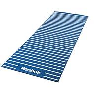 Reebok Joga podložka – Stripes Blue - Podložka