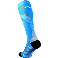 ROYAL BAY Neon 2.0, 42–44/C2, modré - Podkolienky