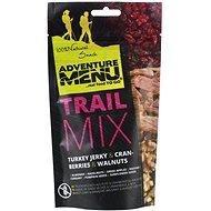 Trail Mix 2 – Brusnice/Morčacie Jerky/Vlašské orechy – 100 g - Trvanlivé jedlo