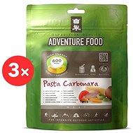 Adventure Food 3× Cestoviny Carbonara