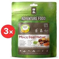 Adventure Food 3× Hovädzí hotpot