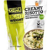 Adventure Menu - Creamy risotto with asparagus and broccoli - MRE