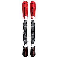 Elan Formula Red QS + EL 4.5 - Detské zjazdové lyže