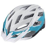 Alpina Panoma steel-grey smaragd - Prilba na bicykel