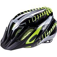 Alpina FB Jr. black-steelgrey neon M - Prilba na bicykel
