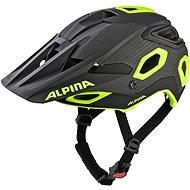 Alpina Rootage čierno-žltá - Prilba na bicykel