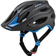 ALPINA CARAPAX 2.0 black-blue - Prilba na bicykel