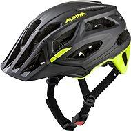 ALPINA GARBANZO black-neon-yellow - Prilba na bicykel