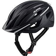 ALPINA HAGA black matt - Prilba na bicykel