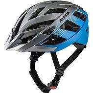 ALPINA PANOMA 2.0 L.E. dark silver-blue - Prilba na bicykel