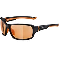 Alpina LYRON VL black matt-orange