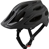 Alpina Carapax 2.0 Black Matt 52 – 57 cm - Prilba na bicykel
