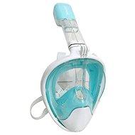 Celoobličejová maska na šnorchlovánímodrá vel. S/M - Potápačská maska