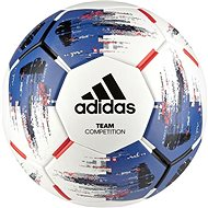 Adidas TEAM Competitio, WHITE/BLUE/BLACK/SOLR