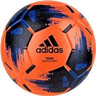 Adidas TEAM Match Wint, SORANG/BLACK/BLUE - Futbalová lopta