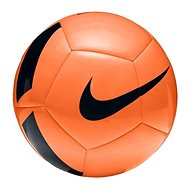 Nike Pitch Team Football, TOTAL ORANGE/BLACK