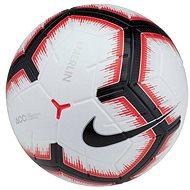 Nike Merlin, WHITE/BRIGHT CRIMSON/BLACK/BLACK - Futbalová lopta
