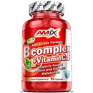 Amix Nutrition B-Complex + vit.C, 90 tabliet - Vitamín
