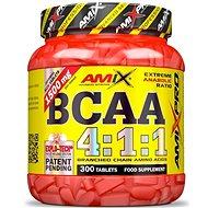 Amix Nutrition BCAA 4:1:1, 300 tbl - Aminokyseliny