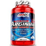 Amix Nutrition Arginine, 360 cps - arginín