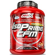 Amix Nutrition IsoPrime CFM Isolate, 2000 g, Chocolate - Proteín
