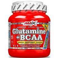 Amix Nutrition L-Glutamin + BCAA, 500 g, Natural - Aminokyseliny