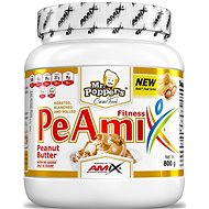 Amix Nutrition PeAmix Peanut Butter – Smooth, 800 g - Maslo