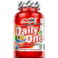 Amix Nutrition One Daily, 60 tabliet - Vitamín