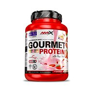 Amix Nutrition Gourmet Protein, 1000 g, Strawberry-White Chocolate