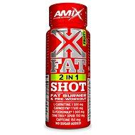 Amix Nutrition Xfat 2 in 1 Shot, 60 ml, fruity - Športový nápoj