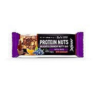 Proteínová tyčinka Amix Nutrition Protein Nuts Bar, 40 g, Peanut, Caramel
