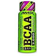Amix Nutrition BCAA 3000 SHOT, 60 ml, Forest Fruit