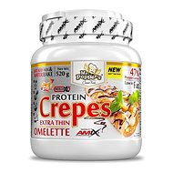 Amix Nutrition Protein Crepes, 520 g, Chocolate - Palacinky