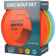 Artis Disc Golf Set - Discgolf súprava
