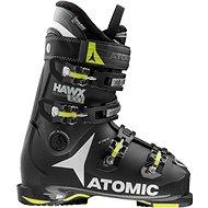Atomic HAWX MAGNA 100 Black/Lime - Pánske lyžiarske topánky