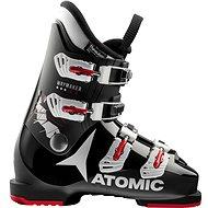 Atomic WAYMAKER JR 4 Black/White/Red - Detské lyžiarske topánky