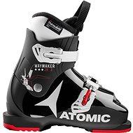Atomic WAYMAKER JR 2 Black/White/Red veľ. 19 - Detské lyžiarske topánky