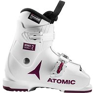 Atomic WAYMAKER GIRL 2 White - Dievčenské lyžiarske topánky