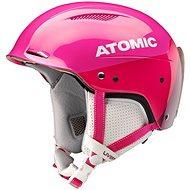 Atomic REDSTER LF SL Pink - Dámska lyžiarska prilba