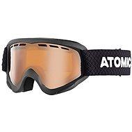 03a815034 Atomic SAVOR JR Black / Orange - Lyžiarske okuliare