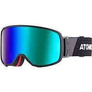 Atomic Revent L FDL HD OTG Black - Lyžiarske okuliare