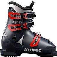 Atomic Hawx Jr 3 Dark Blue/Red - Lyžiarske topánky