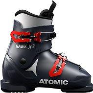 Atomic Hawx Jr 2 Dark Blue/Red - Lyžiarky