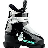 Atomic Hawx Jr 1 Black/White - Lyžiarske topánky