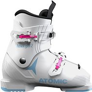 Atomic Hawx Girl 2 White/Denim Blue - Lyžiarske topánky