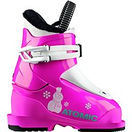 Atomic Hawx Girl 1 Pink/White - Lyžiarske topánky