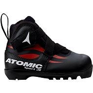Atomic SPORT JUNIOR - Topánky na bežky