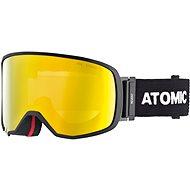 3b67ca35a Atomic Revent L Fdl Stereo Otg Black - Lyžiarske okuliare