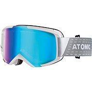 Atomic Savor M Photo White - Lyžiarske okuliare