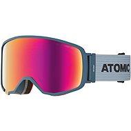 Atomic Revent L Fdl Stereo Blue - Lyžiarske okuliare